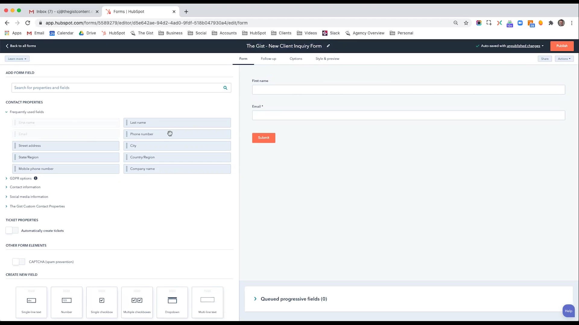 Hubspot - Adding Forms to Your Website-thumb