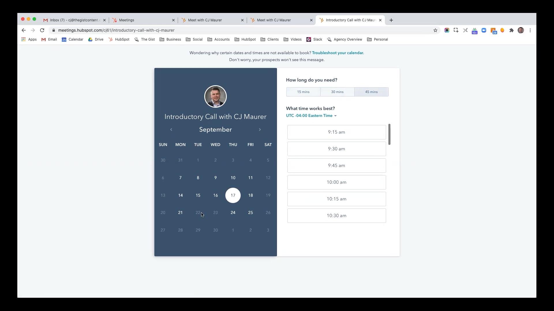 Hubspot - Creating a Meeting (Calendar) Link.mp4-thumb