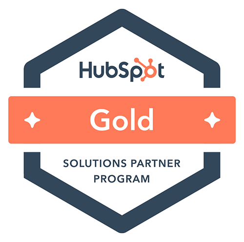 Gold Solutions Partner - The Gist - HubSpot Partner